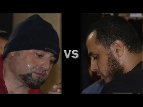 Nahas (KSA) vs Fouzy (Egypt) - Final (Last 30 Seconds)