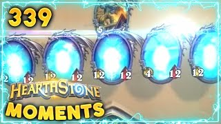 The Squad!! | Hearthstone Gadgetzan Daily Moments Ep. 339 (Funny and Lucky Moments)