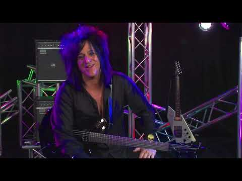GR-55 Guitar Synthesizer Steve Stevens Interview