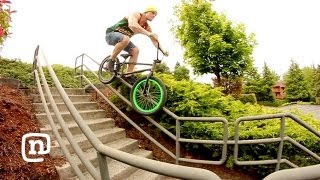 The Hunt BMX Gold Rush 2012 Official Trailer_ Crooked World BMX