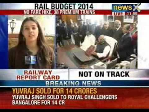 Rail Budget 2014: Mallikarjun Kharge to present railway budget today