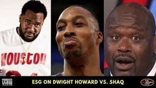 Shaq vs. Dwight Howard: Was Shaq Being Petty in His Roasting of Dwight Howard?