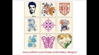 Get 15,000 Machine Embroidery Designs & Patterns - Click Here To Download Immediately!