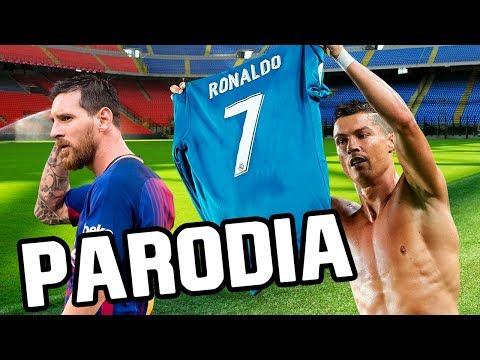 Canción Barcelona - Real Madrid 1-3 (Parodia Gyal You A Party Animal - Daddy Yankee, Charly Black)