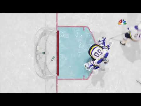 NHL 19 Плей-Офф Кубка Стэнли 2019 Третий Раунд  Сент Луис Блюз Против Сан-Хосе Шаркс 5 Матч
