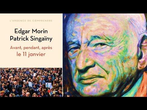 Attentats à Paris : Réflexions d'Edgar Morin (France Culture)