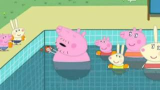 Peppa Pig - La Piscina - Bimbi TUBE - Italiano HD