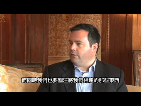 Cindy Gao one-on-one interview with Immigration Minister of Canada Jason Kenney