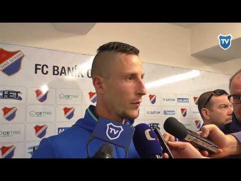 HET liga: Jiří Fleišman hodnotí utkání s Bohemians 1905 (2:0)
