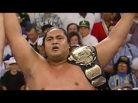 2012 WWE Hall of Fame Inductee: Yokozuna