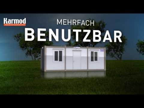 Wohncontainer   Schnellbaucontainer   Baucontainer   Containerhaus