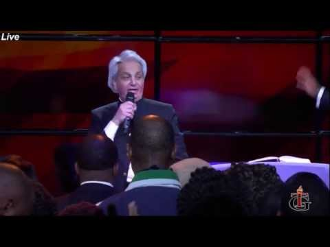 Televangelist Benny Hinn At Tabernacle Of Glory On Dec 12, 2014 video