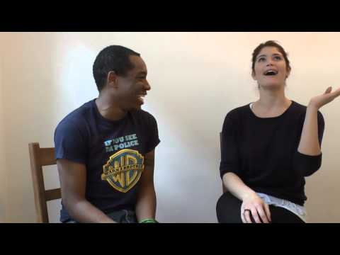 The Syrus Lowe Down chats to Gemma Arterton