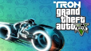 Battle of the Cackles + Wildcat's Mental Breakdown - GTA 5 TRON DLC FUNNY MOMENTS