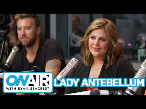 Lady Antebellum Dishes on New Sound | On Air with Ryan Seacrest