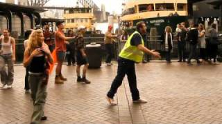 Dell Streak Flash Mob Sydney - Full Version