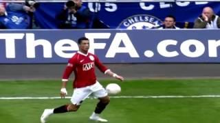 Cristiano Ronaldo Vs Chelsea 2006/2007