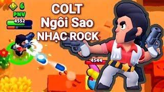 [Skin Review] Colt Lv10 Skin Ngôi Sao Nhạc Rock Quẩy Sinh tồn sẽ như thế nào?