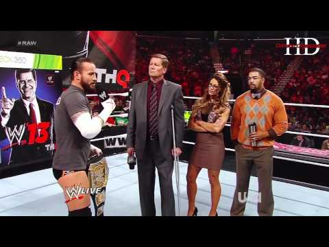 Wwe Monday Night Raw 05-28-2012 video