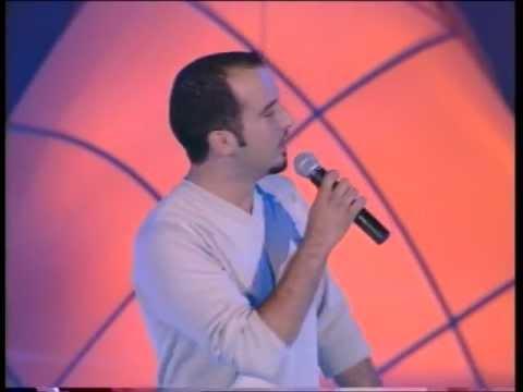Toni Cetinski - Zahvala organizatoru @ Miss BiH 1999