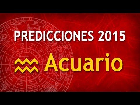Acuario Predicción 2015 | Tarot Alicia Galván