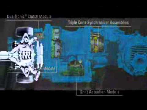 BorgWarner Dual-Clutch Technology