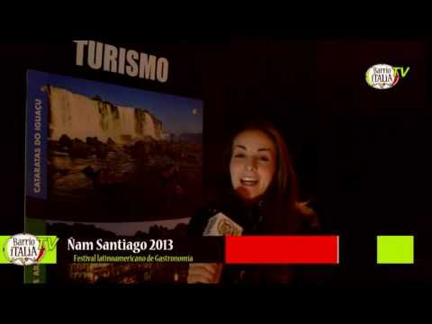 Nam Santiago 2013 - #nam2013 (BR)