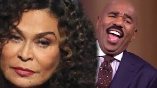 Steve Harvey's Divorce Rumors Has Beyoncé Mother Heated!