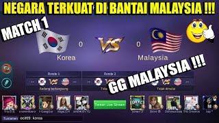 Negara Terkuat di Bantai MALAYSIA !!! MALAYSIA VS KOREA Arena Contest