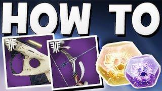 Destiny 2 - HOW TO GET RAID CHEST LOOT SOLO | No Glitches Super Fast !!
