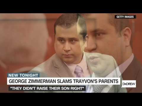 Guest Crystal Wright defends George Zimmerman slamming Trayvon Martin's parents