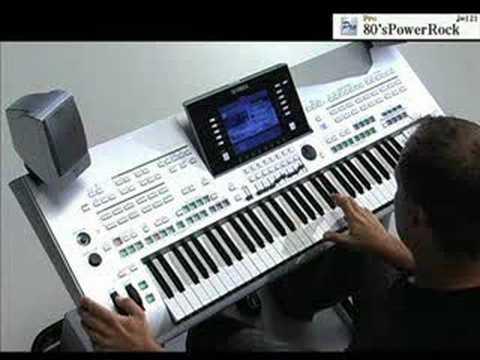 Yamaha TYROS 3 Digital Workstation