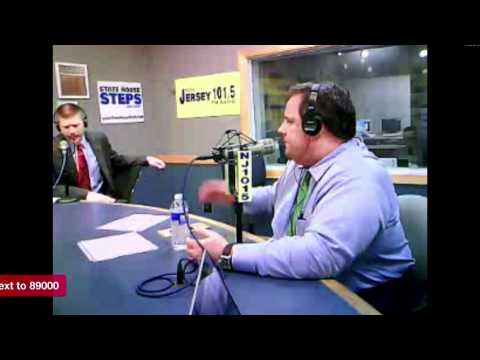 Christie on NYPD Muslim Spying In New Jersey