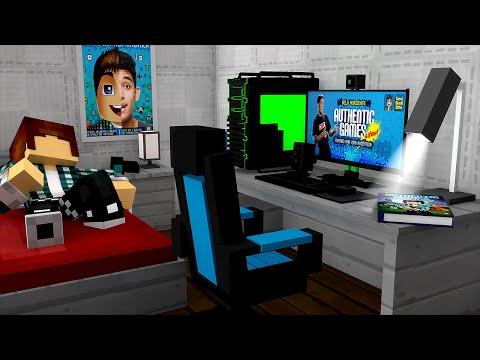 Minecraft: COMPUTADOR DE YOUTUBERS !! - Casa Dos Youtubers #14