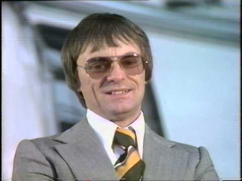 Bernie Ecclestone Interview - Drive in - 1977