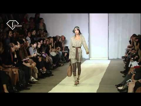 Marni S/S 2010 backstage / runway - youtube