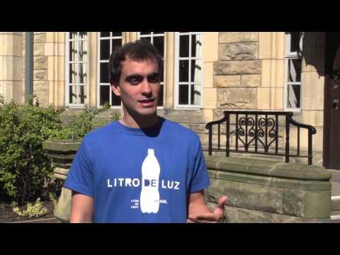 LITER OF LIGHT - 2016 Winner- The St Andrews Prize for the Environment