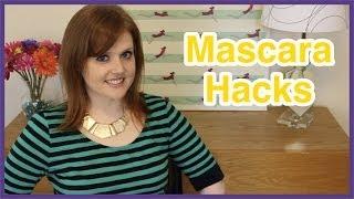 Mascara Hacks + Makeup MAYhem Day 8