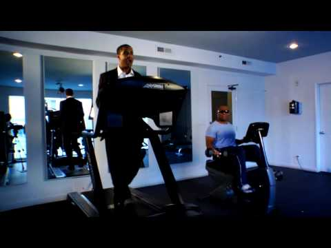 Obama's Workout