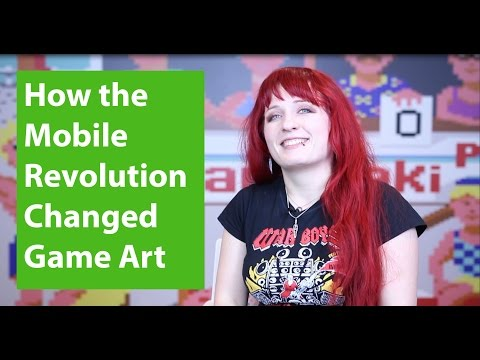 How the Mobile Revolution Changed Game Art