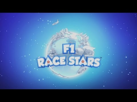 F1 Race Stars - Random Cup, Jazz Cup #4 (Xbox360) Walkthrough / Gameplay / Split Screen