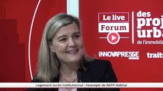FPU LIVE - Logement social institutionnel : l'exemple de RATP Habitat