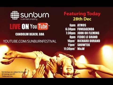Sunburn Goa 2012 -- Day 2