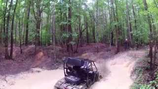 1st Big test for my Honda Pioneer 500!