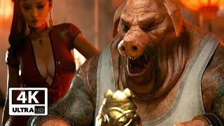 Most Epic 4K Cinematic Game Trailers Part 7 UHD