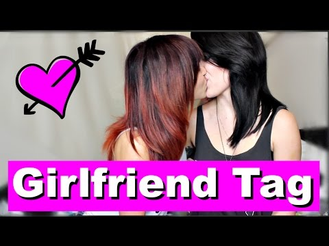 The Girlfriend Tag video