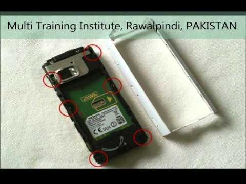 x6 Disassembly Urdu Tutorial.wmv