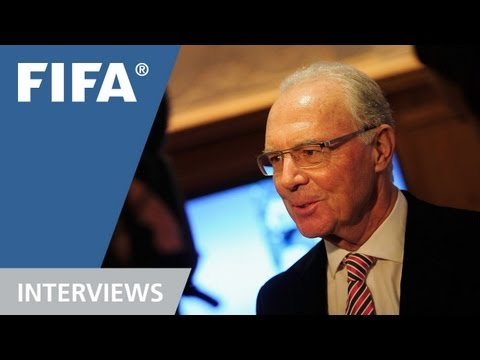 Beckenbauer: Only two teams can stop Brazil