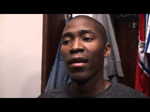 Clippers' Jamal Crawford on how to guard Nets' Deron Williams