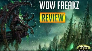 WoW Freakz Private Server Review 2017-2018! (HD 1080p)- World of Warcraft 7.1.5 Legion